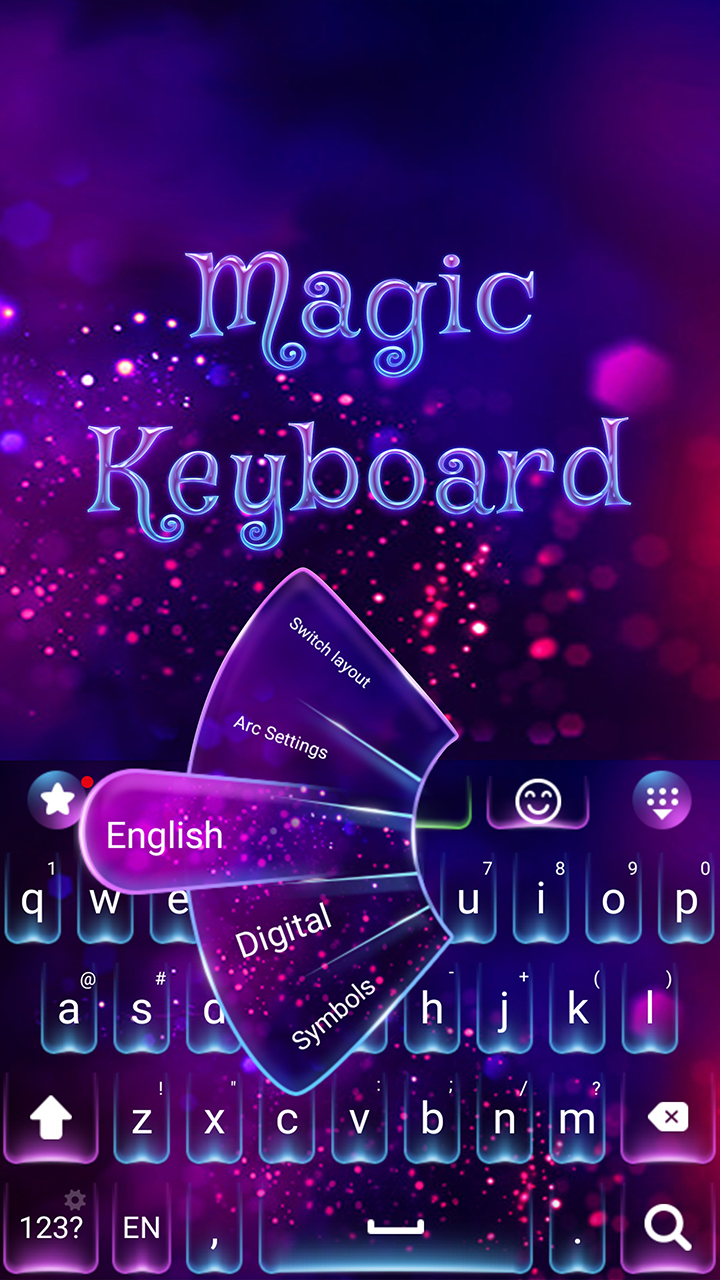 keyboard_magic